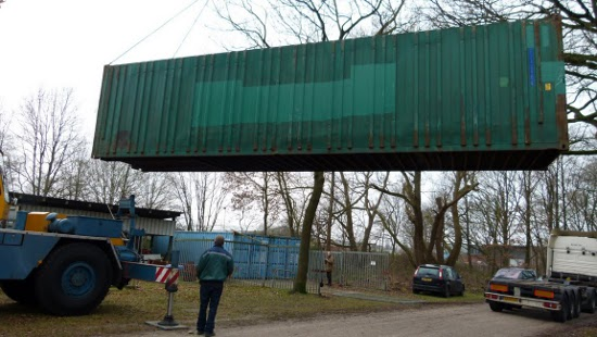 Containers Marchantpunt